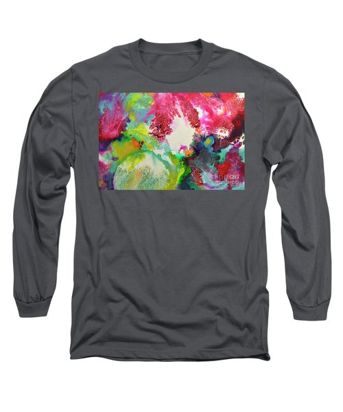 Coming Alive 3 Long Sleeve T-Shirt