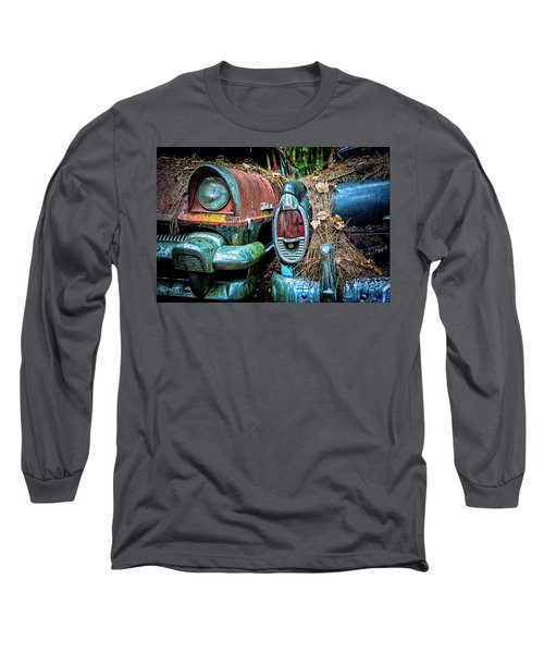 Coming And Going, 2 Long Sleeve T-Shirt