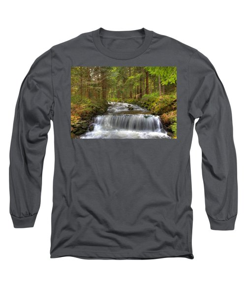 Coming Around The Bend Long Sleeve T-Shirt