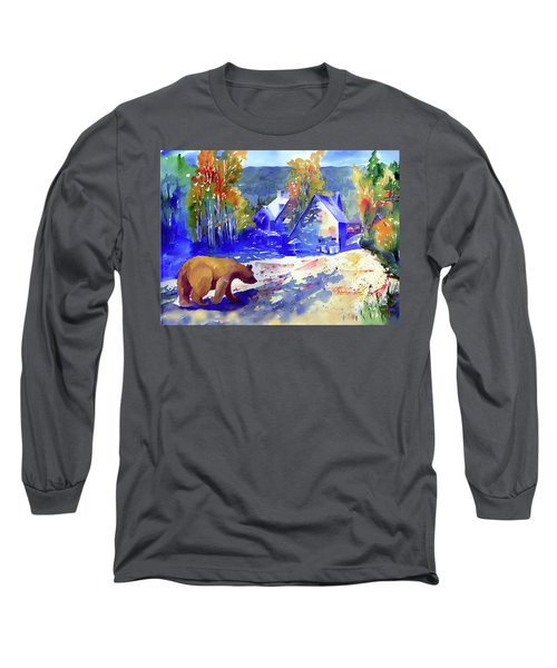 Coming For Dinner At Rainbow Lodge Long Sleeve T-Shirt