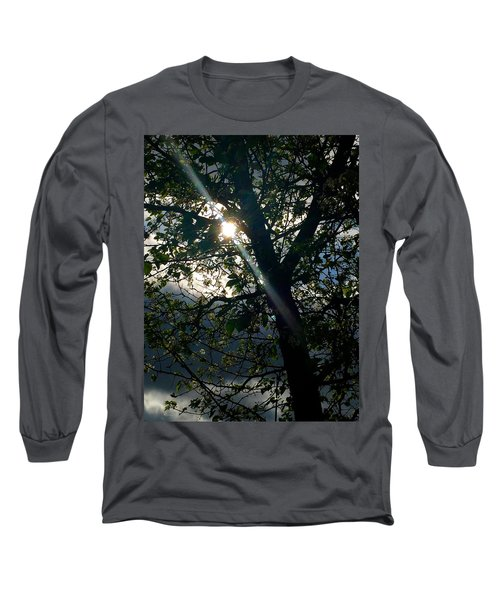Coming Out Of The Dark Long Sleeve T-Shirt