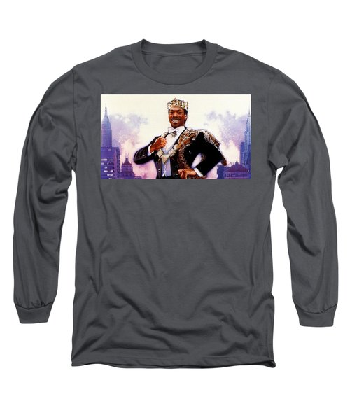 Coming To America Long Sleeve T-Shirt