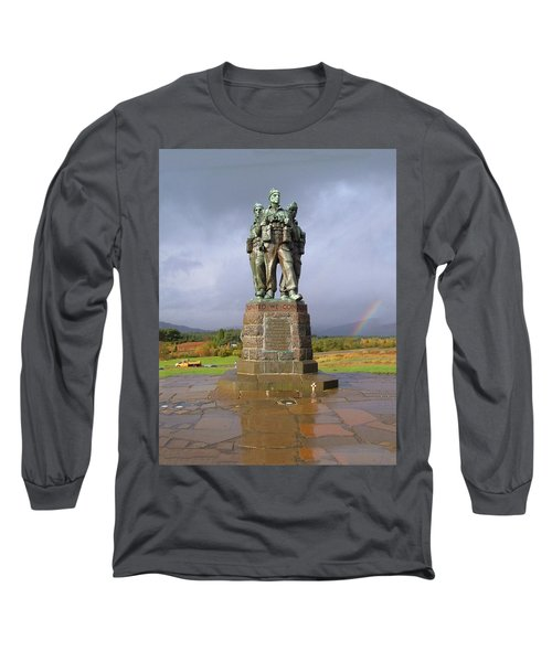 Commando Memorial Long Sleeve T-Shirt