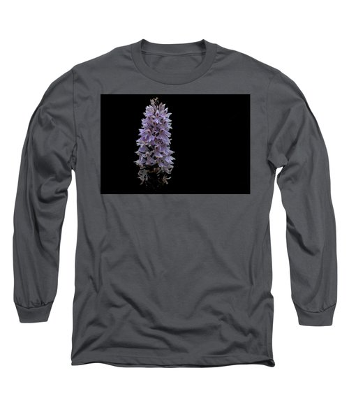 Common Spotted Orchid Long Sleeve T-Shirt by Keith Elliott