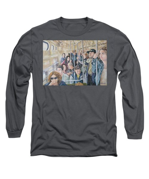 Commuters Long Sleeve T-Shirt