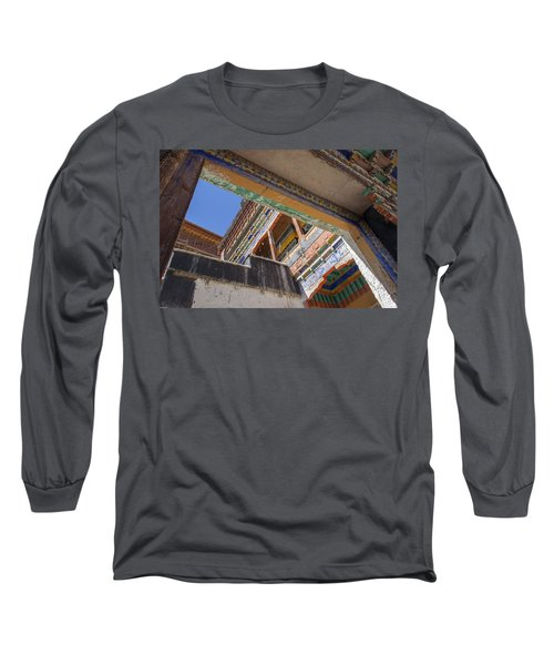 Composition 1, Thiksey, 2005 Long Sleeve T-Shirt