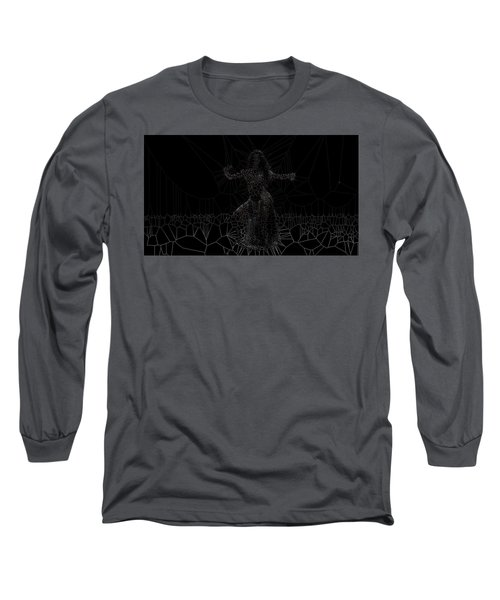 Concave Long Sleeve T-Shirt