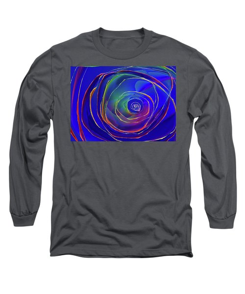 Concentric Long Sleeve T-Shirt