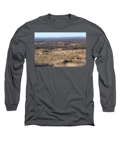 Concrete Landscape 1 Long Sleeve T-Shirt