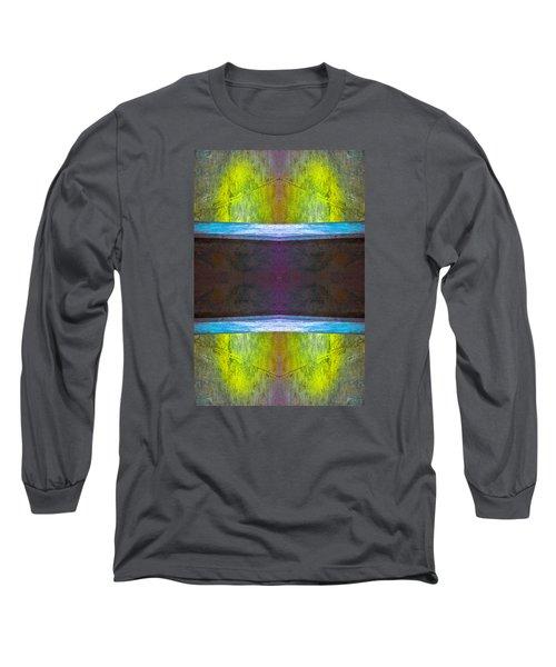 Concrete N71v1 Long Sleeve T-Shirt by Raymond Kunst