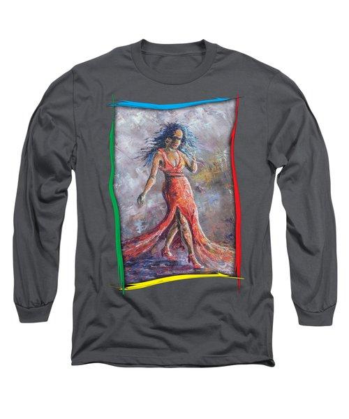 Confident Gait Long Sleeve T-Shirt