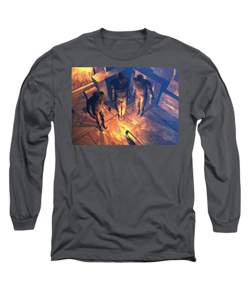 Confronted By Malignant Forces Long Sleeve T-Shirt