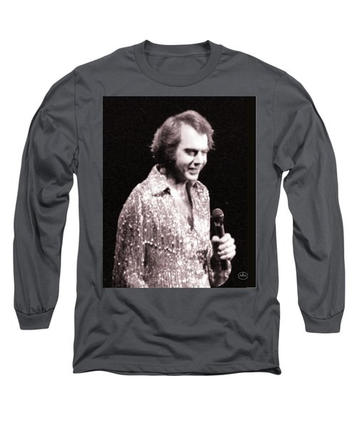 Connecting With The Audience Long Sleeve T-Shirt