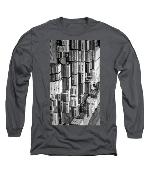 Container Library Long Sleeve T-Shirt