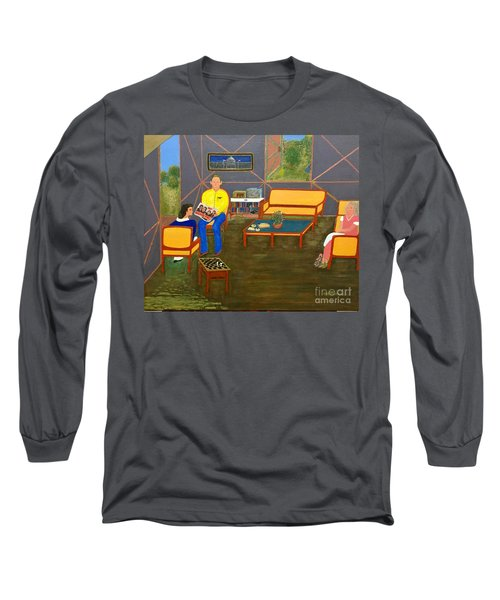 Conversations Collection Long Sleeve T-Shirt