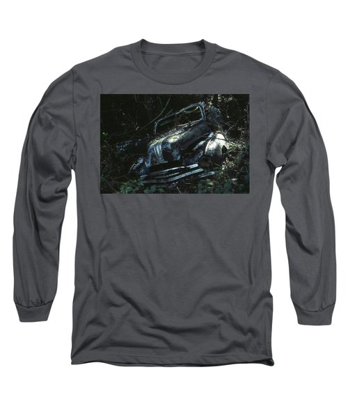 Long Sleeve T-Shirt featuring the photograph Convertible by Laurie Stewart