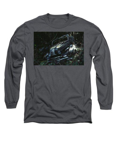 Convertible Long Sleeve T-Shirt