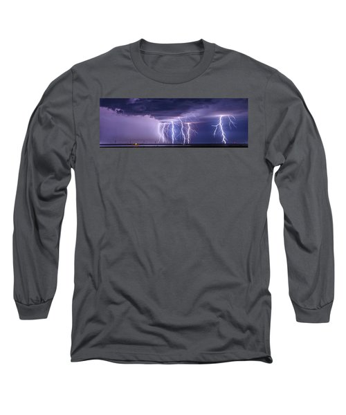 Conway Bolts Long Sleeve T-Shirt