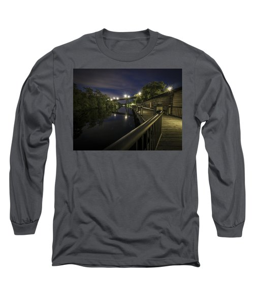Conway Riverwalk Morning Long Sleeve T-Shirt