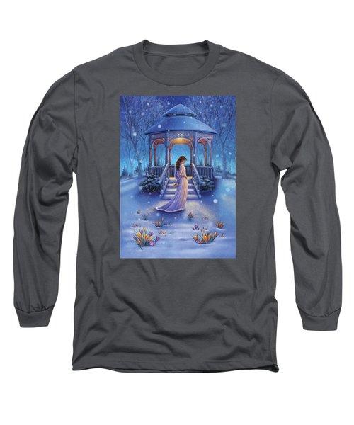 Cool Down - Crocus Long Sleeve T-Shirt