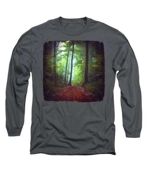 Cool Forest Long Sleeve T-Shirt