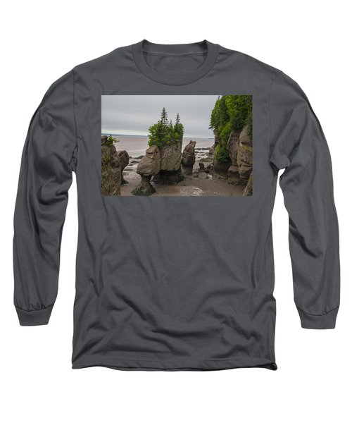 Cool Rocks Long Sleeve T-Shirt by Will Burlingham