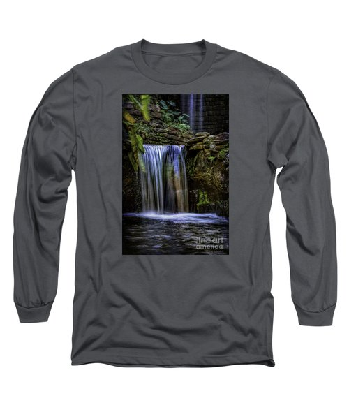 Cool Water Long Sleeve T-Shirt by Ken Frischkorn