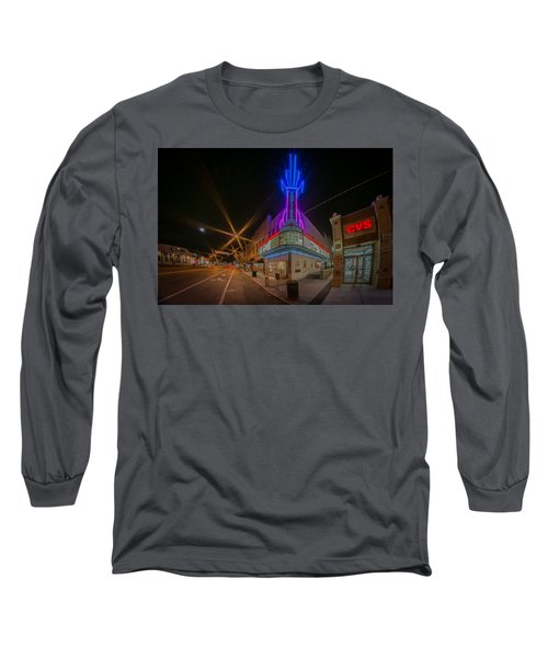 Coolidge Corner  Long Sleeve T-Shirt