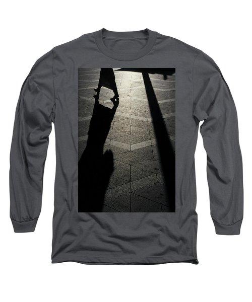 Copenhagen Lady Long Sleeve T-Shirt by KG Thienemann