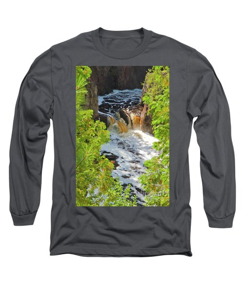 Copper Falls Long Sleeve T-Shirt