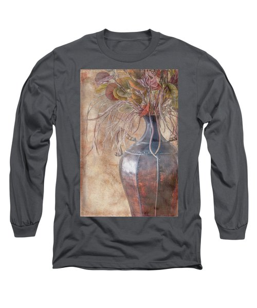 Copper Vase Long Sleeve T-Shirt
