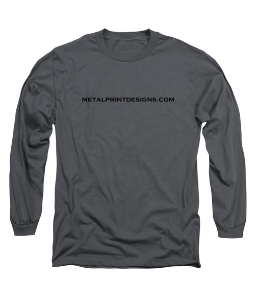 Copperplate Long Sleeve T-Shirt