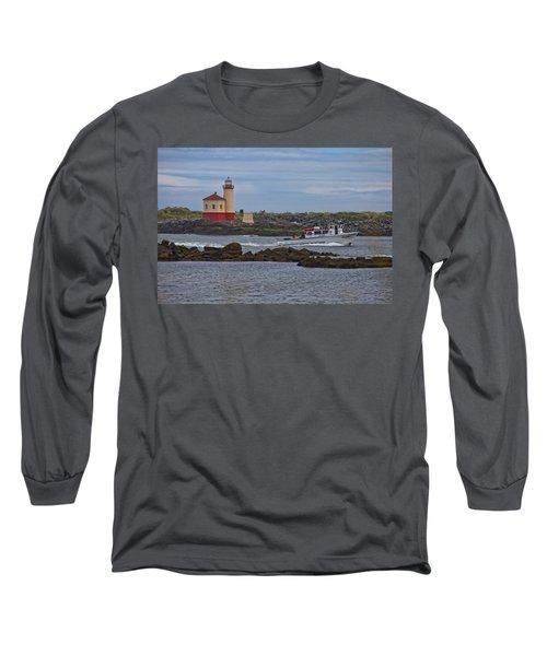 Coquille River Light Long Sleeve T-Shirt