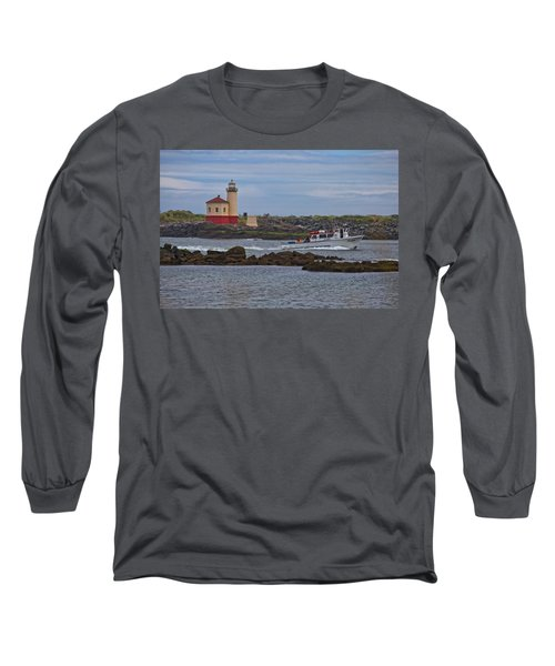 Coquille River Light Long Sleeve T-Shirt