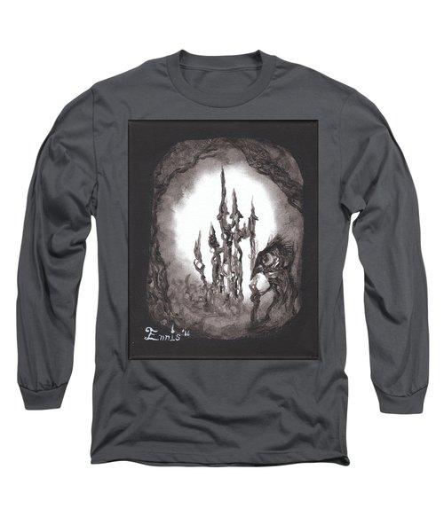 Coral Castle Long Sleeve T-Shirt
