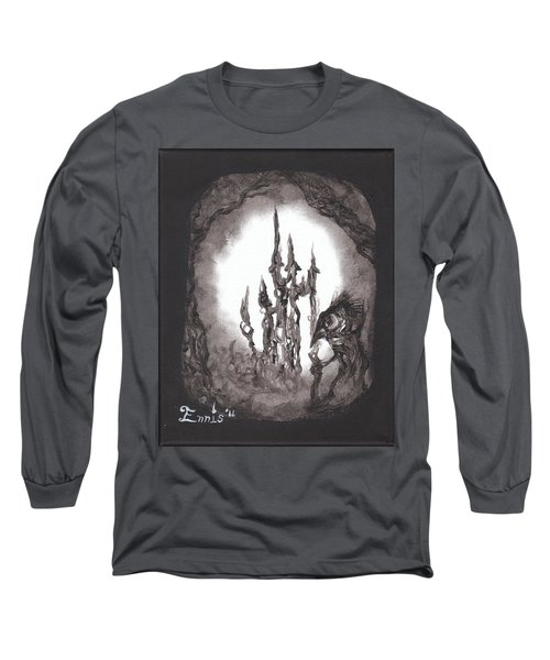 Coral Castle Long Sleeve T-Shirt