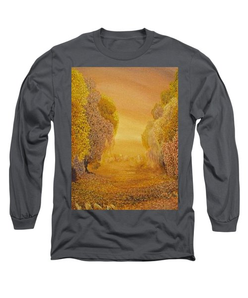 Coral Dawn Long Sleeve T-Shirt