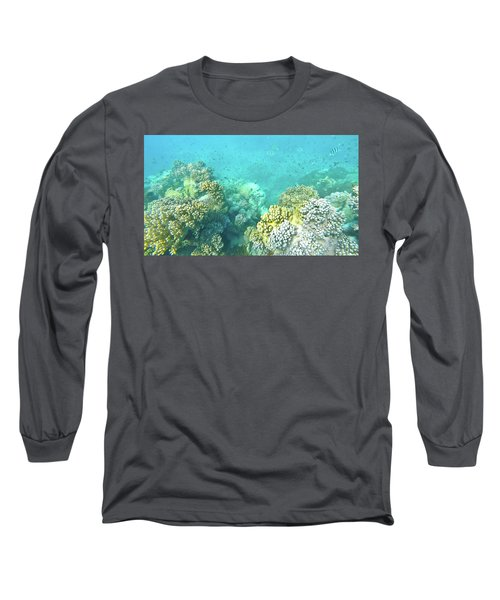 Coral Long Sleeve T-Shirt
