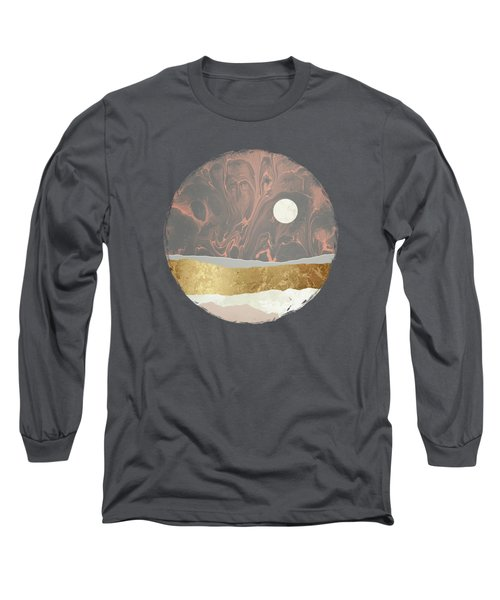 Coral Sky Long Sleeve T-Shirt