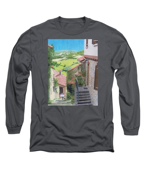 Cordes Sur Ciel 2 Long Sleeve T-Shirt