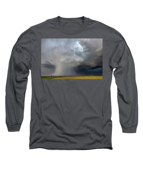 Cored Long Sleeve T-Shirt
