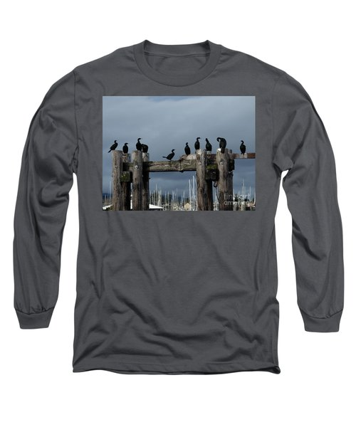 Cormorants Long Sleeve T-Shirt