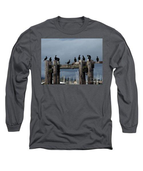 Cormorants Long Sleeve T-Shirt