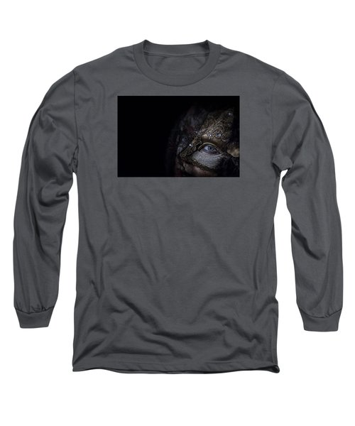 Corner Of My Eye Long Sleeve T-Shirt