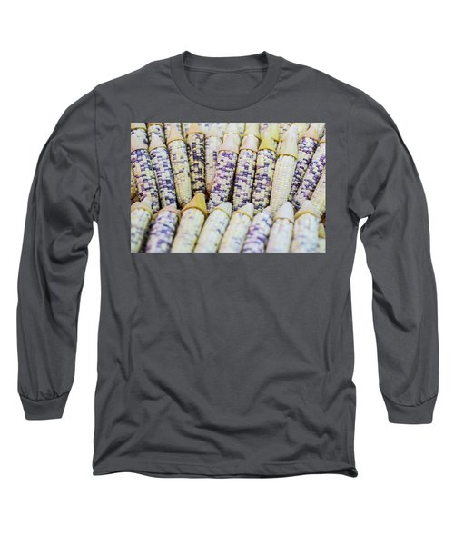 Corns  Long Sleeve T-Shirt by Jingjits Photography