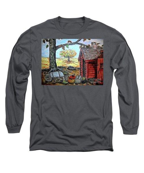Cornucopia Long Sleeve T-Shirt