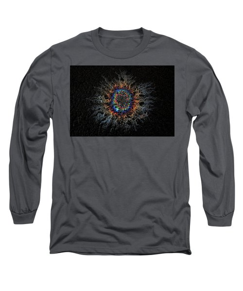 Corona Long Sleeve T-Shirt by Mark Fuller