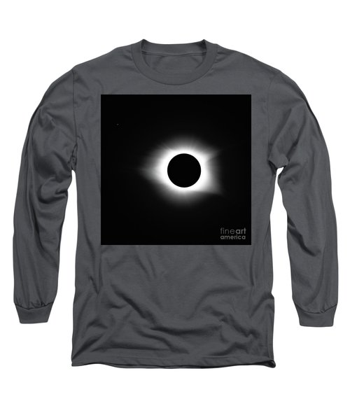 Totality 8-21-2017 Long Sleeve T-Shirt