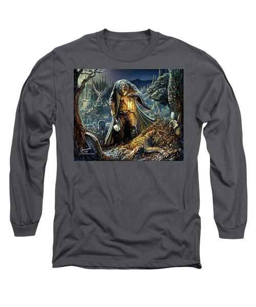 Corpse Taker Long Sleeve T-Shirt