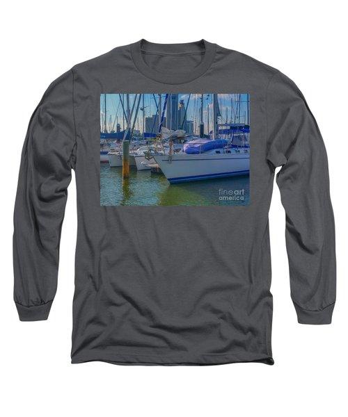 Corpus Christi Marina Long Sleeve T-Shirt